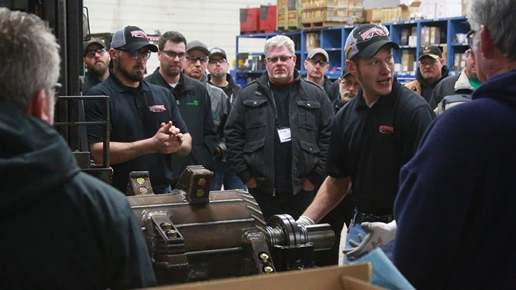 Rotochopper holds annual training event