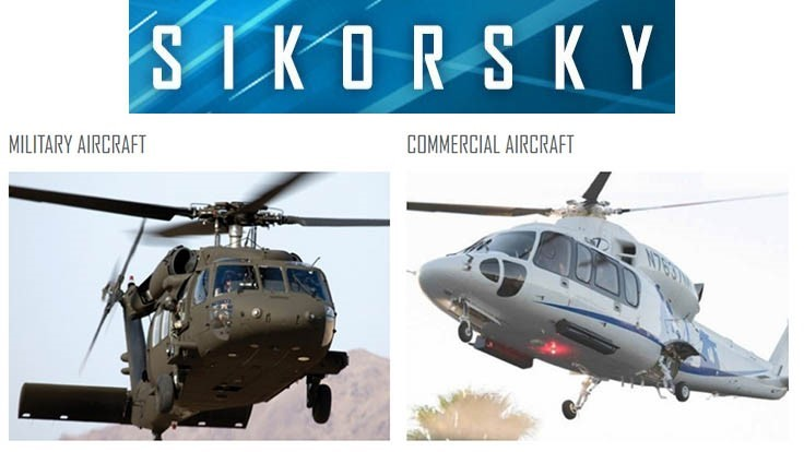 Sikorsky recognizes top suppliers