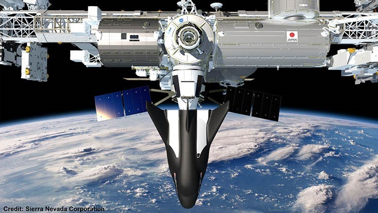 Sierra Nevada Corp. receives Dream Chaser launch window
