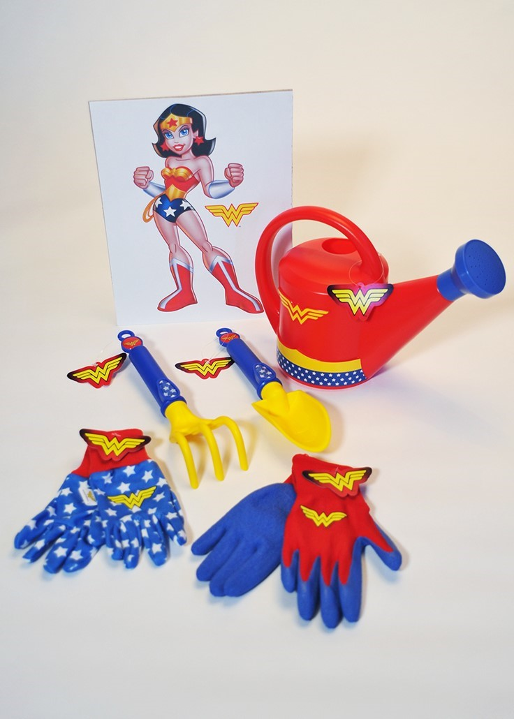 Wonder Woman Garden Gear For Kids