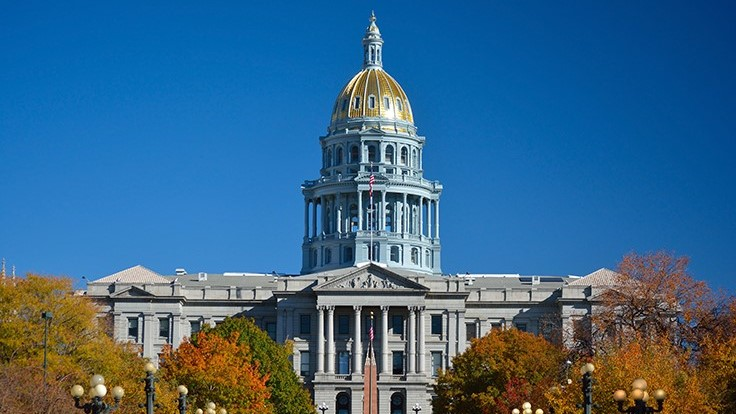 Veterans Advocate for Marijuana Delivery Bill at Colorado State Capitol