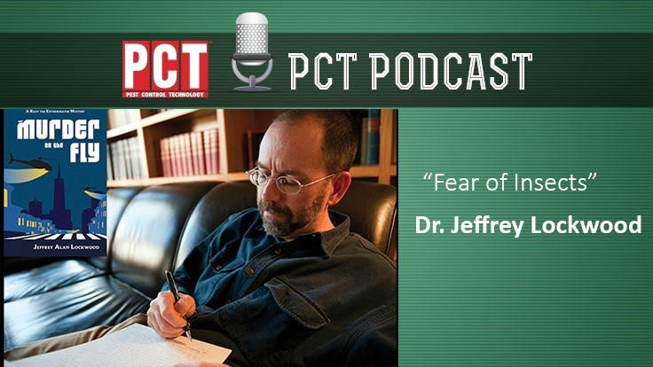 Podcast: Fear of Insects