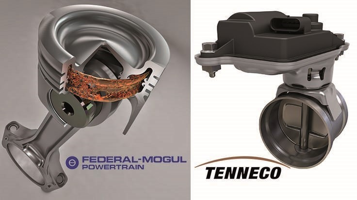 Tenneco buying Federal-Mogul for $5.4 billion, plans to split into two separate companies