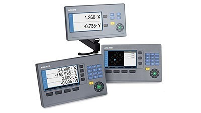 Digital readout for machine tools