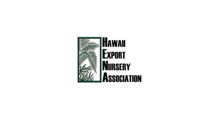 Hawaii Export Nursery Association announces 2018 Hawaii MIDPAC Conference and Aloha Plantscape Awards