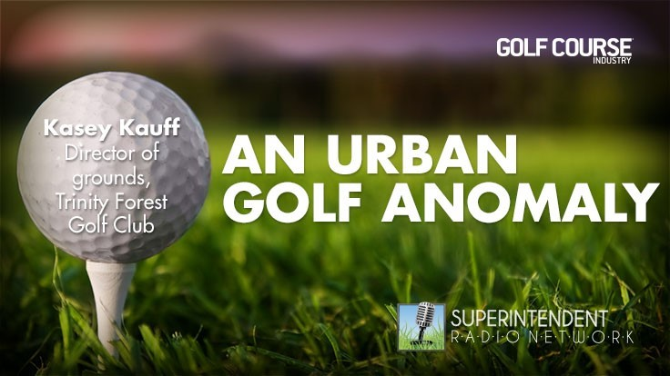 An urban golf anomaly
