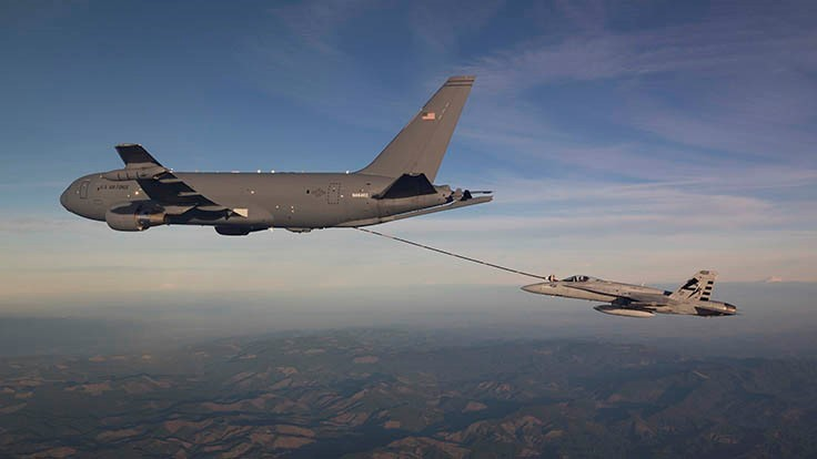 Boeing KC-46 tanker program completes FAA certification flight testing