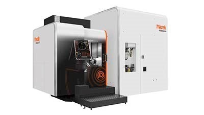 5-axis HMC for aluminum components
