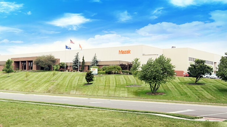 Mazak expands rolls to support growth