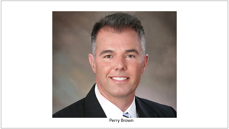 Massey Services Promotes Perry Brown