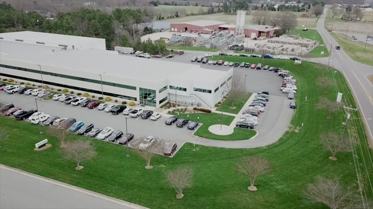 C.R. Onsrud's 55,000-sq-ft fabrication center