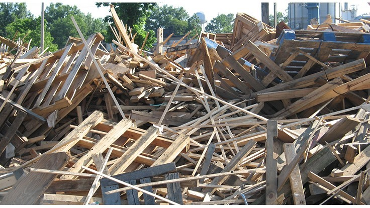 Study suggests high wooden pallet recycling rate