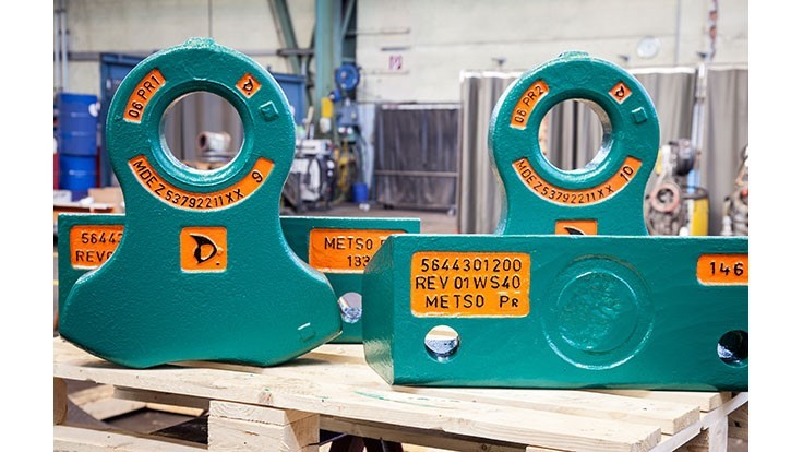 Metso develops new hammer series