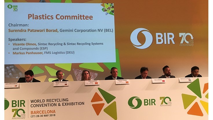 2018 BIR Spring Convention: Plastic recyclers still reacting to China syndrome