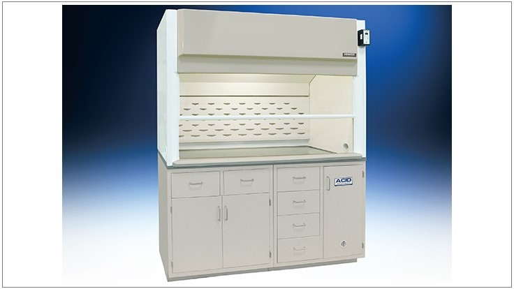 UniFlow CE AireStream is an Energy-Saving Laboratory Fume Hood