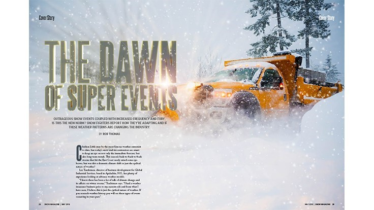 May Cover Story: The Dawn of Super Events