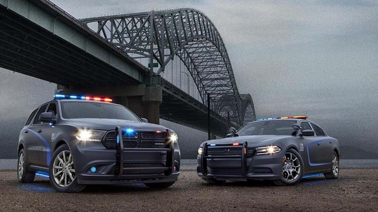 Dodge to launch police pursuit Durango SUV