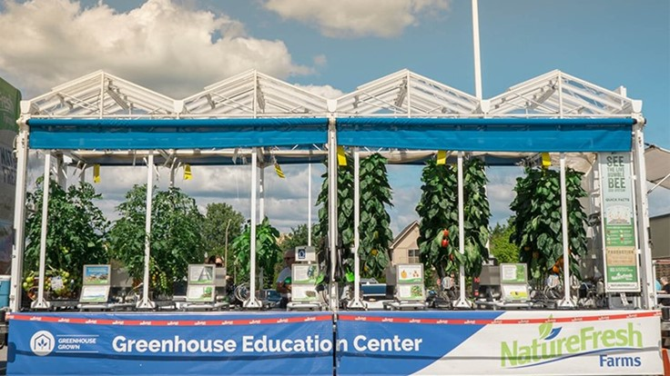 NatureFresh Farms announces 2018 Greenhouse Education Center team