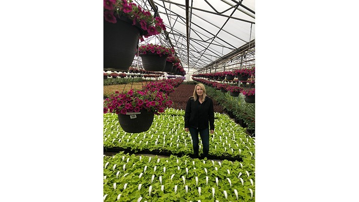 Emma Steed joins Botany Lane Greenhouses as young plant sales ...