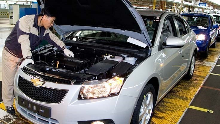 GM to invest $2.8 billion in Korea following concessions, government support, debt forgiveness