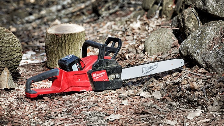 Milwaukee Launches First Chainsaw