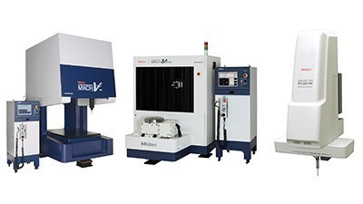 Production line CMM lineup