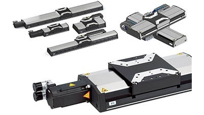 High-load linear stages