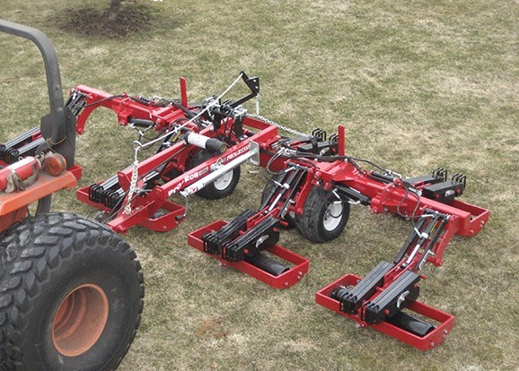 Progressive Turf Equipment introduces pair of new rollers