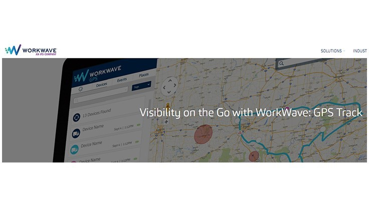 WorkWave Increases Field Visibility Through GPS Mobile App