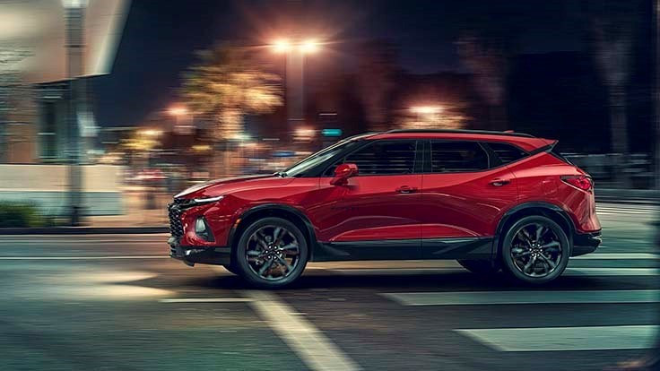GM to revive Chevy Blazer as a 2019 crossover - Today's ...
