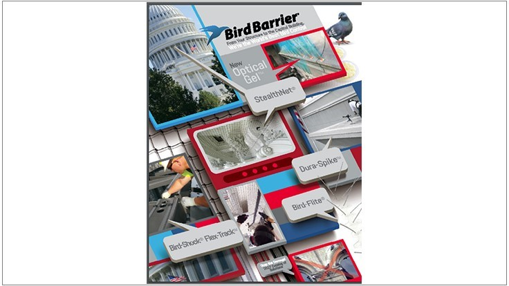 Bird Barrier Releases 25th Anniversary Product Catalog - PCT