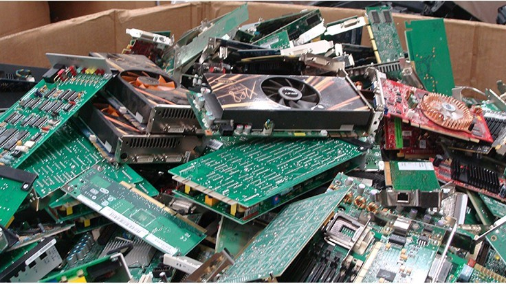 Thailand vows to block e-scrap imports