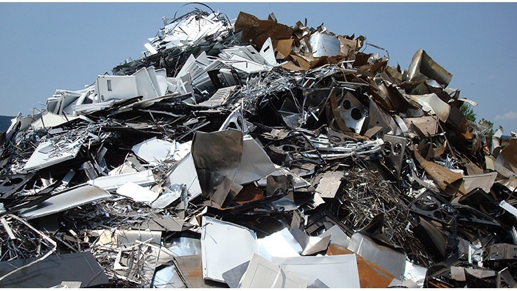 Schnitzer Reports Improved Profitability Recycling Today - Schnitzer scrap