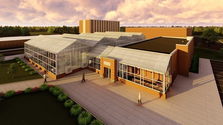 Greenhouse Learning Center to provide cutting-edge educational opportunities