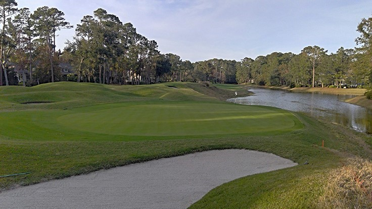 Renovation underway at highly regarded Hilton Head course
