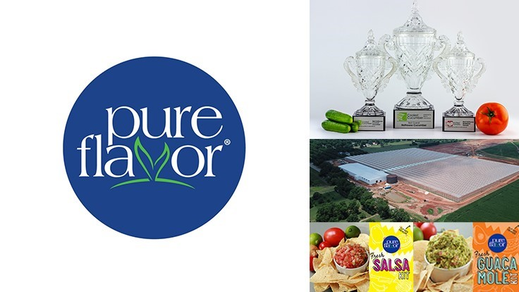 Pure Flavor growing momentum with new products, awards and expansion