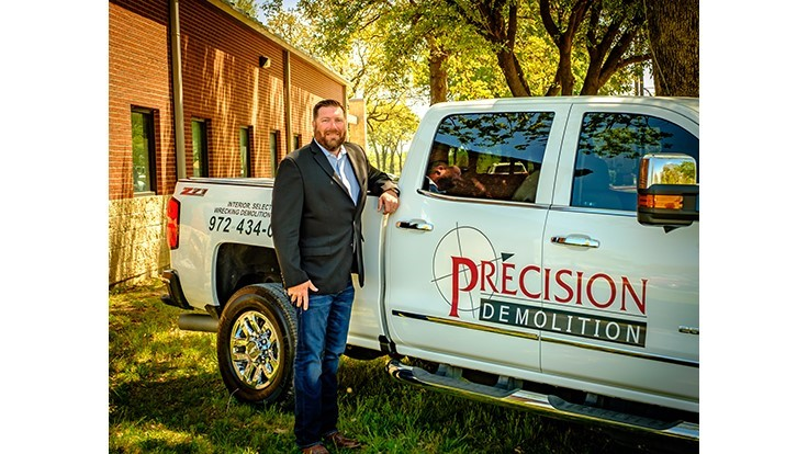 How Precision Demolition became one of the nation's largest demo contractors