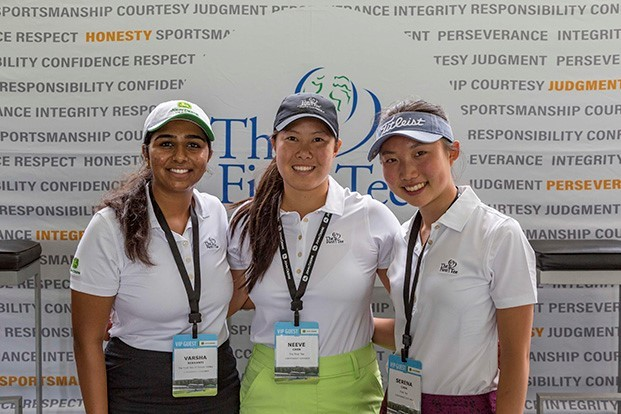John Deere celebrates The First Tee scholarship winners