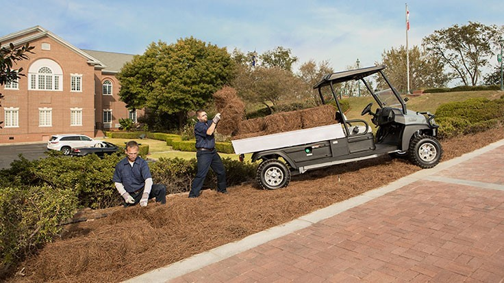 Club Car launches customizable vehicles