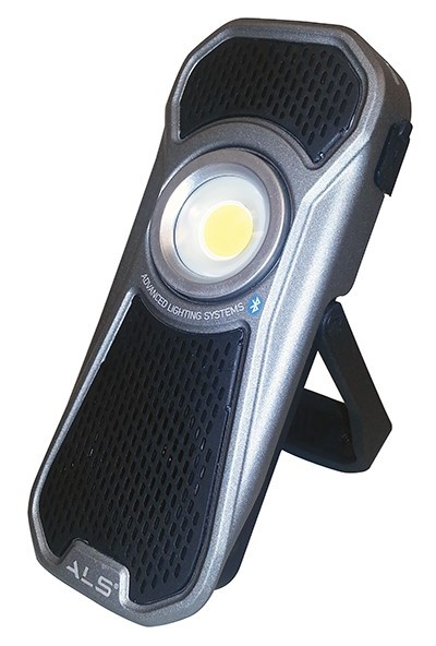 AUD601R Handheld Audio Light