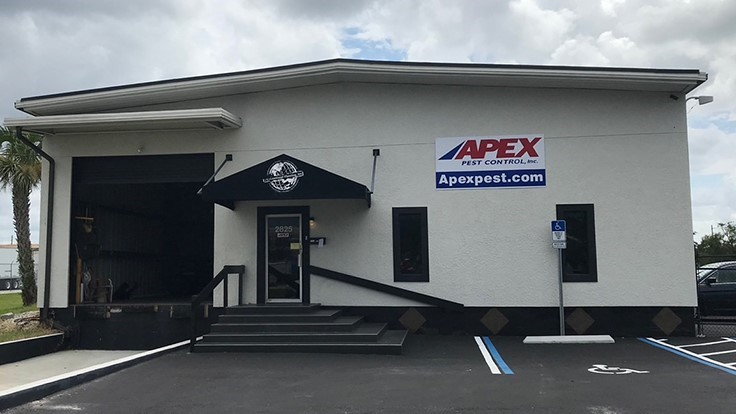 Apex Pest Control Purchases New Orlando Office