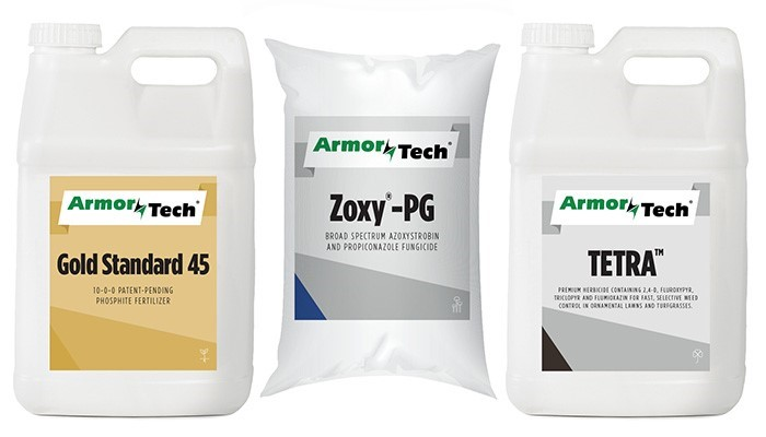 United Turf Alliance introduces trio of ArmorTech products