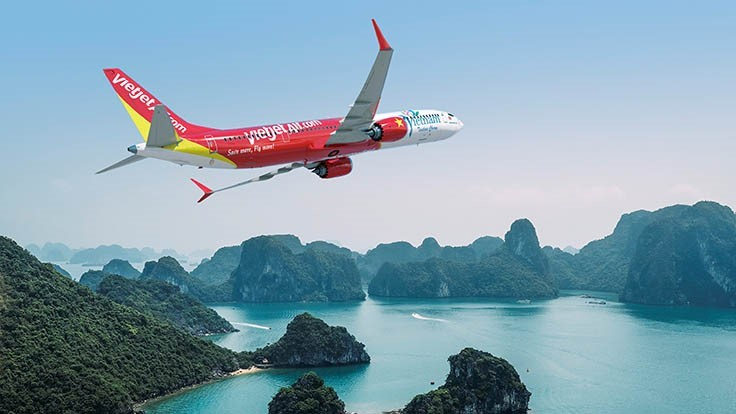 VietJet commits to 100 Boeing 737 MAX airplanes