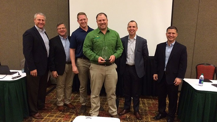 John Deere dealerships recognized for sales achievements