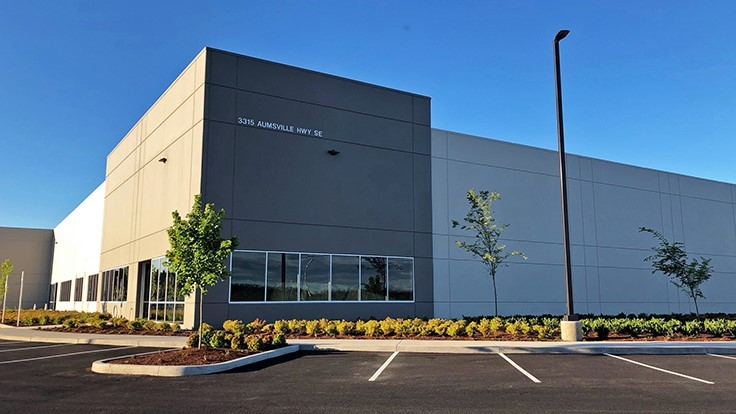Griffin announces opening of new Oregon distribution center