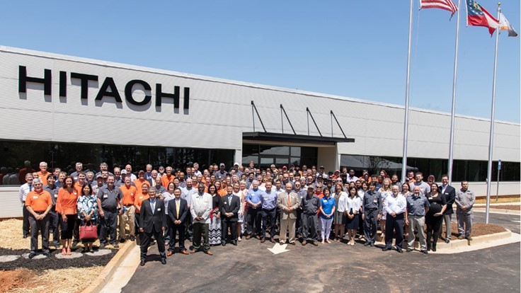 Hitachi Construction Machinery Loaders America Inc. opens US corporate headquarters
