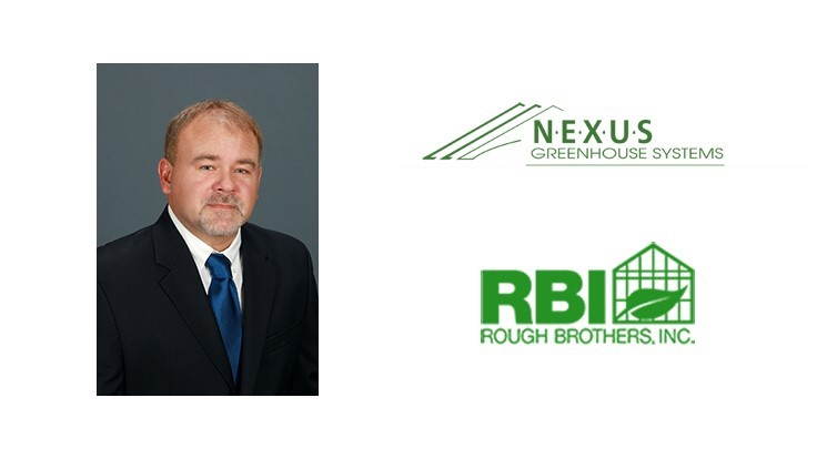 Jeff Smesmo named Nexus and RBI Greenhouses' new Midwest sales manager