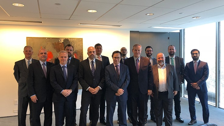 NWRA hosts delegation with Brazilian National Union of Waste Management Companies