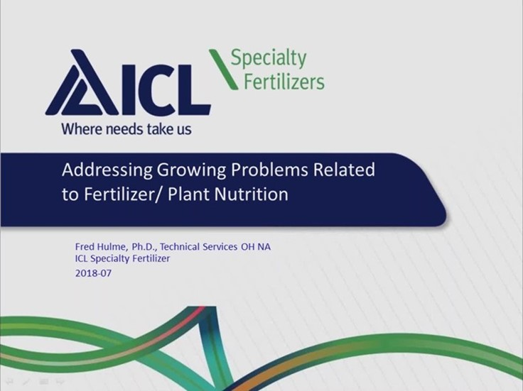 Sponsored: Addressing common growing problems [webinar]