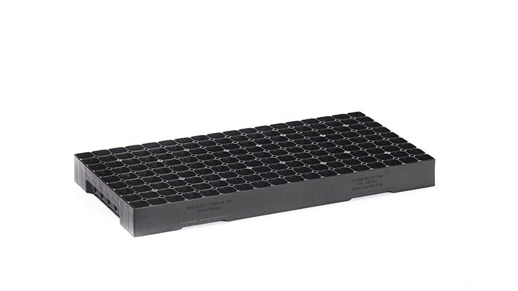 Proptek releases new and updated 162 cell injection-molded propagation tray